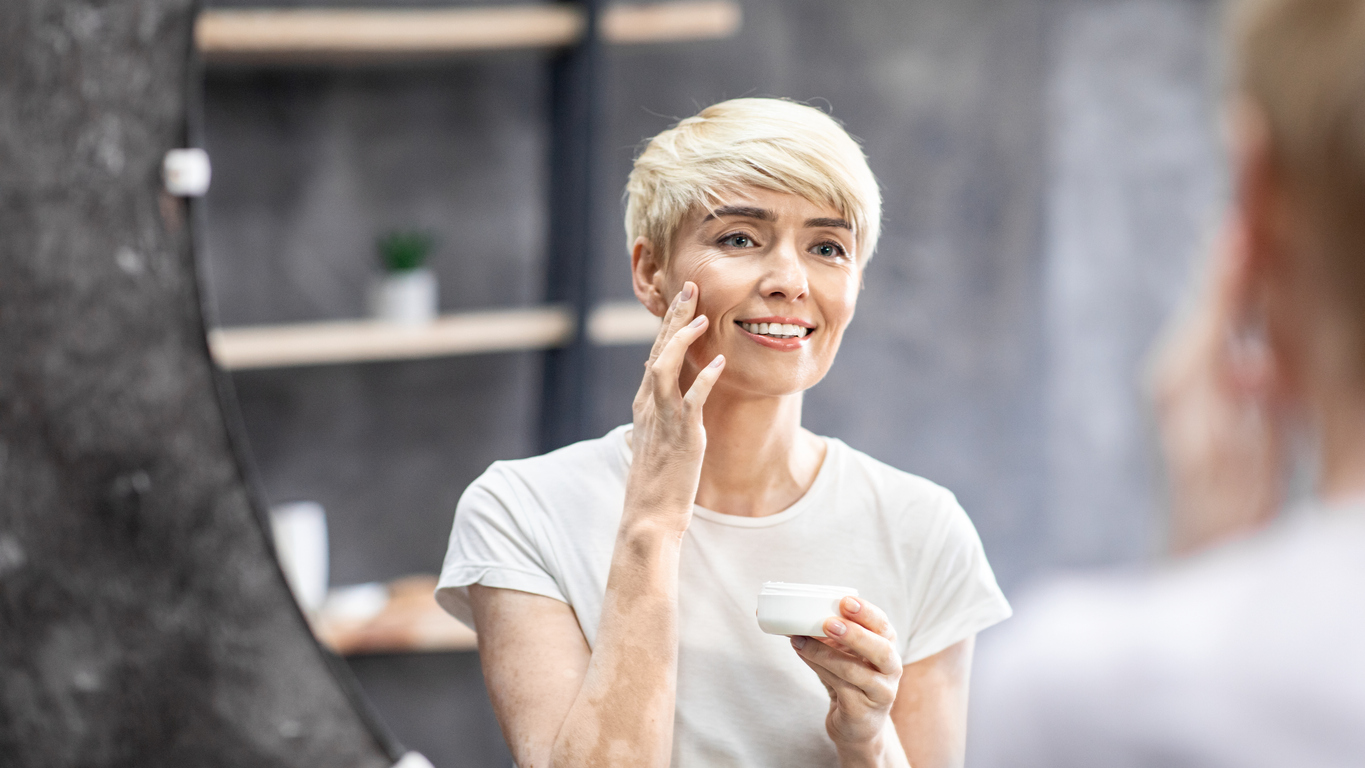 What's the best skincare regime for women in their 40s+?